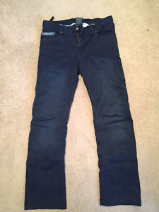 Motorcycle ! Bull-it ! Ladies jeans size 10 with Covec