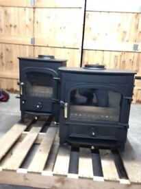 clearview stoves 5KW 8KW 12KW 14 KW wood burning stoves