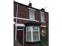 2 bed mid terrace, family home