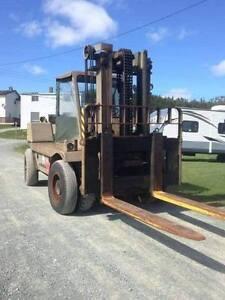 14,000lb Forklift St. John's Newfoundland image 7