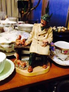 ROYAL DOULTON, LIMOGES AND MORE