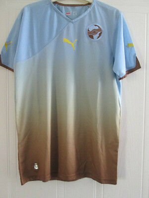 Africa 2010 Unity Third WC Football Shirt Size Small /38018 image