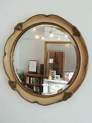 1950s retro mirror