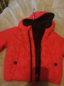 Replay baby jacket size 6 months