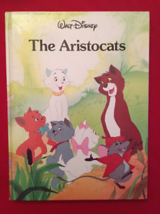 The Aristocats by Walt Disney Twin Books Gallery Book