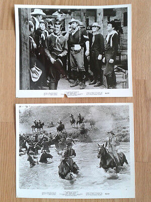 Michael Anderson Jr    Two Us 8X10 Stills 1965 The Glory Guys Peckinpah Script
