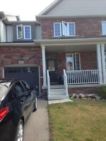 Room for rent in a brand new Waterdown Townhouse!