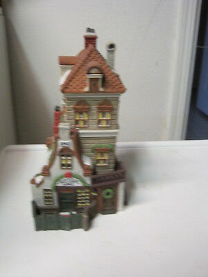 DEPT 56 - DICKENS GREEN GATE COTTAGE