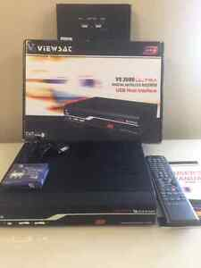 Viewsat VS2000 Ultra Free-to-Air Satellite Receiver plue extras