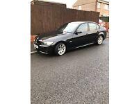 BMW 320 M Sport - Black 2006 95000 miles 2.0L Diesel