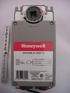 Honeywell Ml6185 D 1007 Damper Actuator Ebay