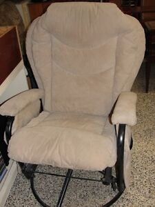 Rocking swivel chair