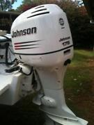 Johnson 2 stroke Outboard Motor Cleveland Redland Area Preview