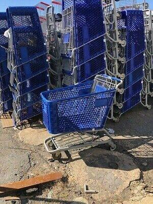 Shopping Carts Plastic Discount Grocery Store Fixtures Liquor Warehouse Buggies