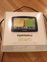 GPS 4,3 po TomTom avec cartes d'Am du N (START 45M)
