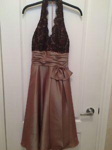 JS DRESS Size 0 - Stunning worn once Oakville / Halton Region Toronto (GTA) image 4