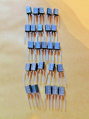 Bc337-25 Philips Nxp 45v 500ma General Purpose Npn Transistors Sot54 25 Pieces