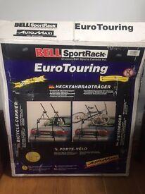 Bell Sport Rack rear mounted bike carrier for 3 bikes