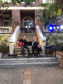 Duo Band - Caidreas - Lana and Jamie