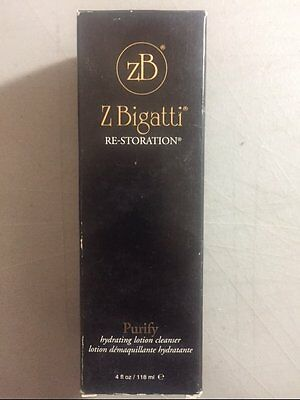 Z. Bigatti Re-Storation Purify Hydrating Lotion Cleanser