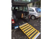 Peugeot Partner WHEEL CHAIR CONVERSION BLYTH VALLEY HACK CHEAP CAR