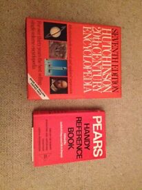 Encyclopedia & dictionary combo pack