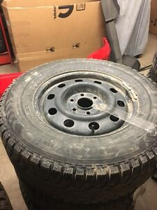 """17"""" Buick winter wheels and tires"""