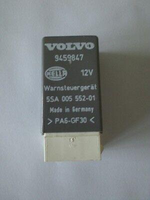 VOLVO 850 / V70 / c70 / s70 SEAT BELT REMINDER RELAY PART 9459847 GREY,WHITE