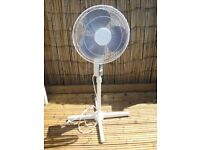 Floor-standing Fan. Ideal for the current heatwave