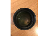 Samyang 85mm 1,4 (for canon)