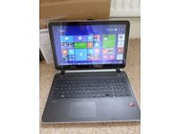 """HP Pavilion 15-p261na 15.6"""" (1TB, AMD A8 Quad-Core, 2GHz, 8GB) Notebook FOR SALE MUST GO ASAP"""