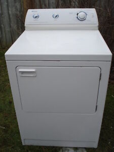 Mayteg Performa washer and dryer set- free delivery