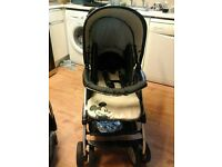 Condor Buggy & Carseat for sale