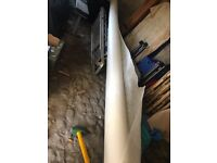 Geotextile membrane for landscapers: 4.5mx150m Wrekin (like Terram)