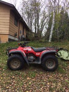 Honda 4x4 ATV