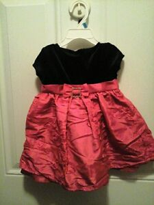NWT Girl' dress & headbands