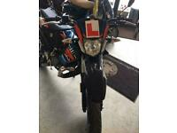 Derbi Senda 50cc Only 200 miles from new