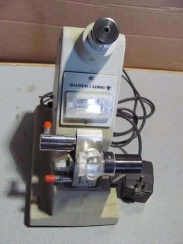 OEM Bauch & Lomb 334610 Benchtop Refractometer