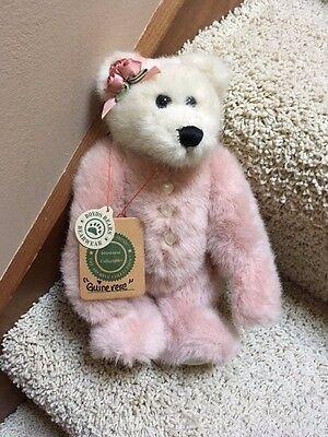 Guinevere - Boyds Bears - Bear Necessities (A collection find) Mint - Bear Necessities Collection