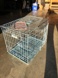 2 dog crates - only used twice