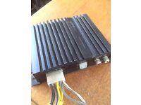 Alpine Amplifier 3505 power amplifier