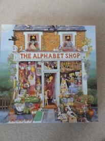 Gibsons 1000 piece Jigsaw Puzzle - The Alphabet Shop