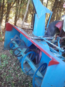 7' snow blower for sale