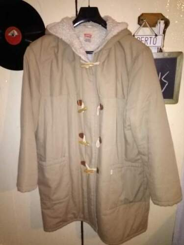 LEVI'S montgomery trench cappotto giaccone...