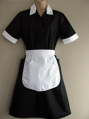 New Genuine Vintage Professional English Maid Uniform Dress Rocky Horror Magenta](Professional Horror Costumes)
