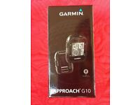 Brand New Garmin Approach G10 Golf GPS