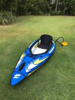 Kayak - Inflatable, Zambezi