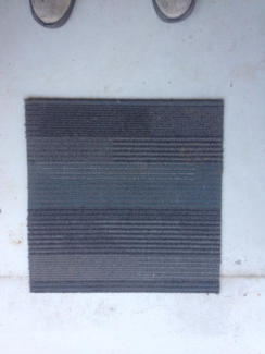 Floor Carpet Tiles - Excellent condition