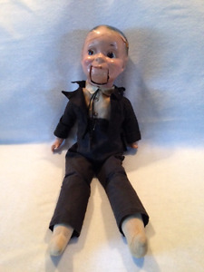 Charlie McCarthy talking doll from the 1930's