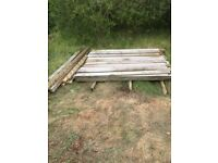 fencing boards for sale